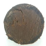 charbonnel et walker dark choc champagne truffles open