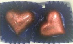 paul a young chocolate hearts