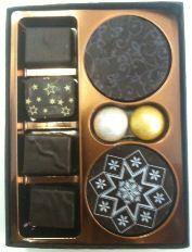 artisan du chocolat selection