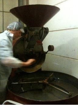pierre marcolini roasting beans