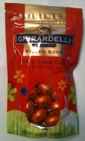 ghirardelli peanut butter eggs package