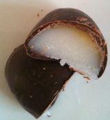 laura secord mini secord egg open