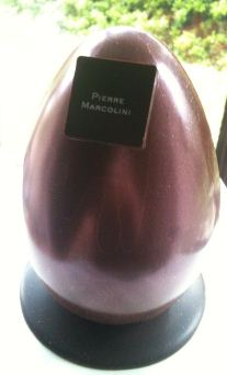 pierre marcolini chocolate easter egg