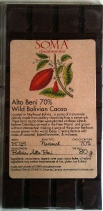 Soma alto beni wild bolivian bar