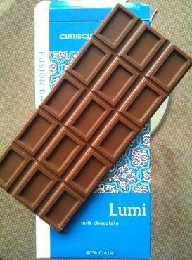 artisan du chocolat lumi bar