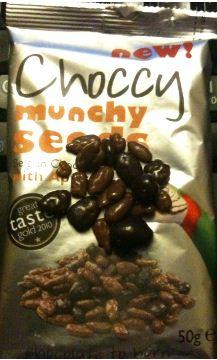choccy munchy seeds