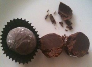 co couture champagne truffles review