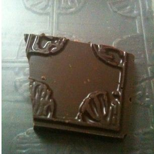 laurent gerbaud cocoa nibs chocolate bar review