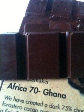 soma africa ghana chocolate bar
