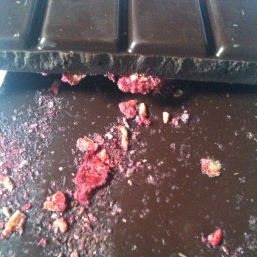 Seed and Bean Coconut and Raspberry Chocolate Bar Review