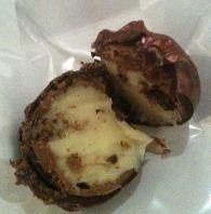 leila brandao champagne truffle