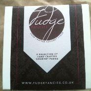 fudge fancies champagne truffles