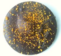 fudge fancies chocolate orange disk