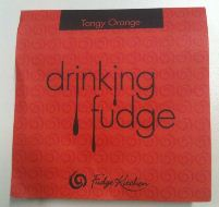 Fudge Kitchen Chocolate Orange Hot Chocolate Drinking Fudge