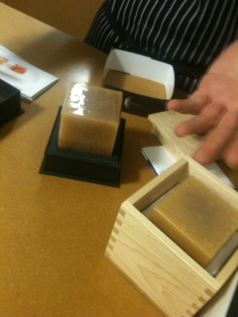 maple sugar block