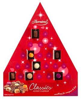 thorntons classics advent-calendar