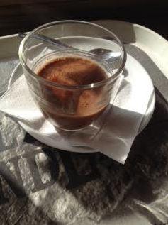 costa Belgian hot chocolate
