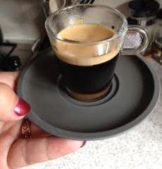 cubania coffee in cup