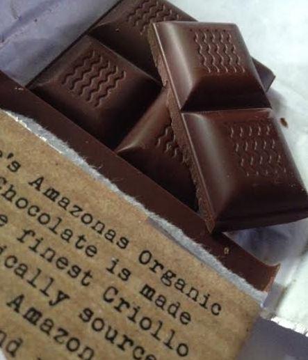 Wilkie's Chocolate Amazonas 75% Stone Ground Chocolate Reviewed