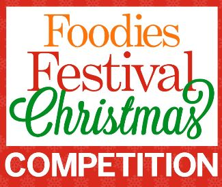 foodies festival christmas competition