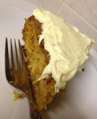clotted cream cake