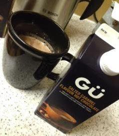 gu mocha hot chocolate