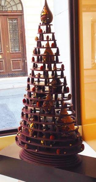 maison du chocolat Christmas 2014