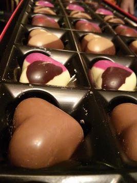 hotel chocolat valentines