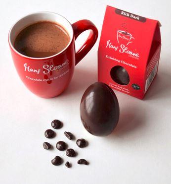 Hans Sloane Easter Egg Hot Chocolate