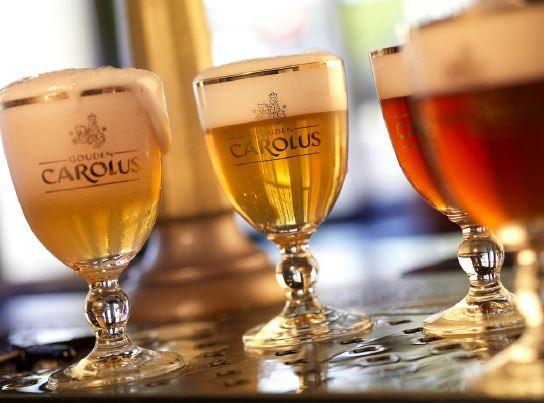 flanders carolus beer with high ABV