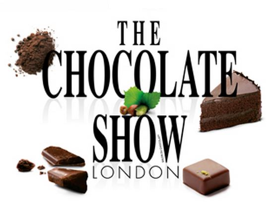 chocolate show logo