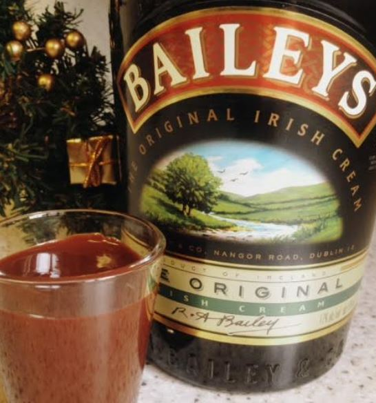 baileys ultimate hot chocolate shot
