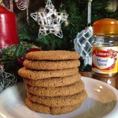 easy spiced sugar cookie recipe