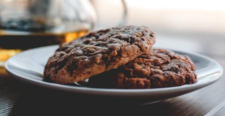 Chocolate Chocolate Chip Oatmeal Cookie Recipe