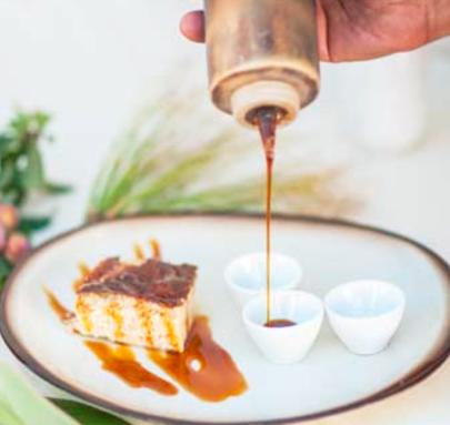 inage of palm honey