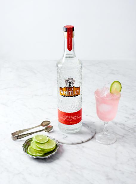 JJ Whitley Artisanal Russian Vodka